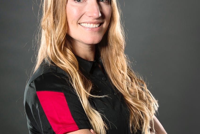 Summerside native Heather Moyse will team with pilot Alysia Rissling in Saturday's final bobsleigh qualifying race for the 2018 Winter Olympics. Dave Holland Photo/Courtesy of Bobsleigh Canada