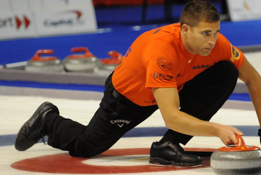 Former Olympic golf-medallist John Morris will skip a team at the 2017 Home Hardware Road to the Roar Pre-Trials curling event at Credit Union Place in Summerside next week.