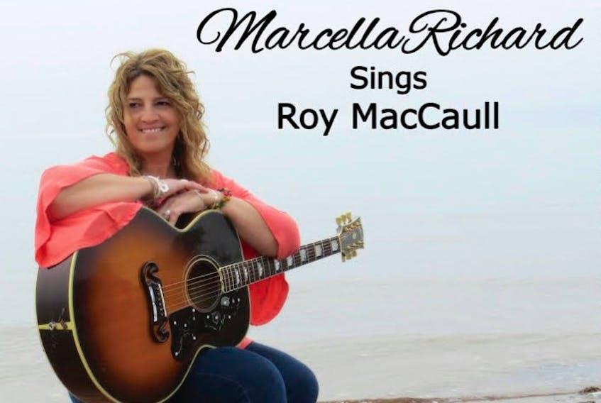 Cover of Marcella Richard's new album