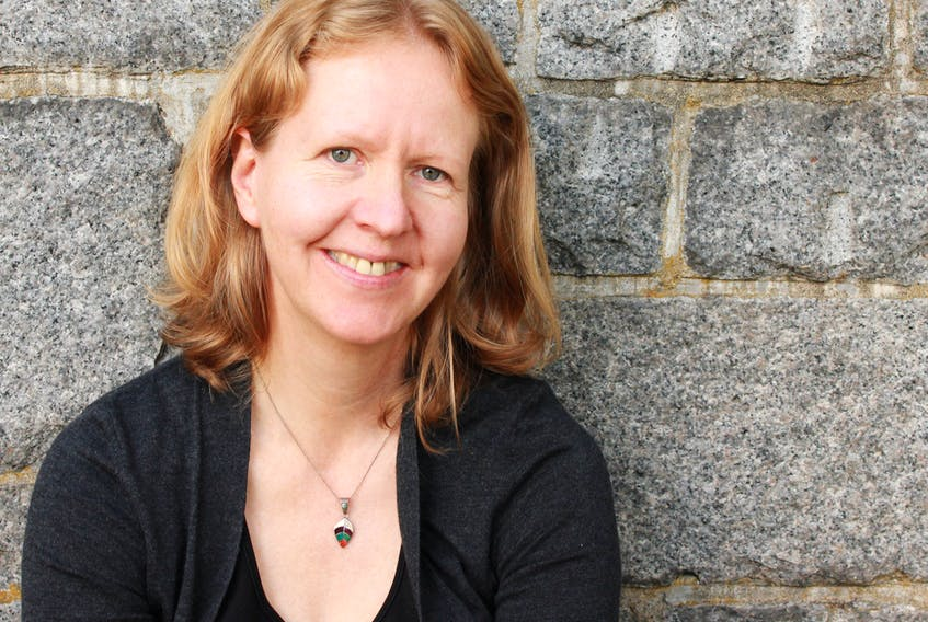 Author Anita Miettunen will discuss her book Big Blue Forever, at public libraries in O'Leary, Alberton and Tignish on Wednesday. The B.C. author's tour is arranged through the Hackmatack Children's Book Awards committee. She has been nominated for an award.