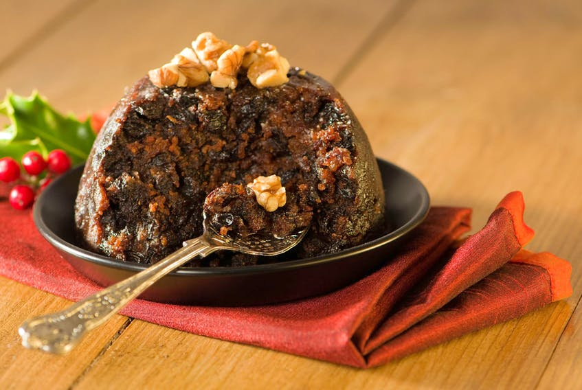 For the 20th consecutive year, Pat Robinson of Charlottetown is making Christmas plum puddings in support of local charities. SUBMITTED PHOTO