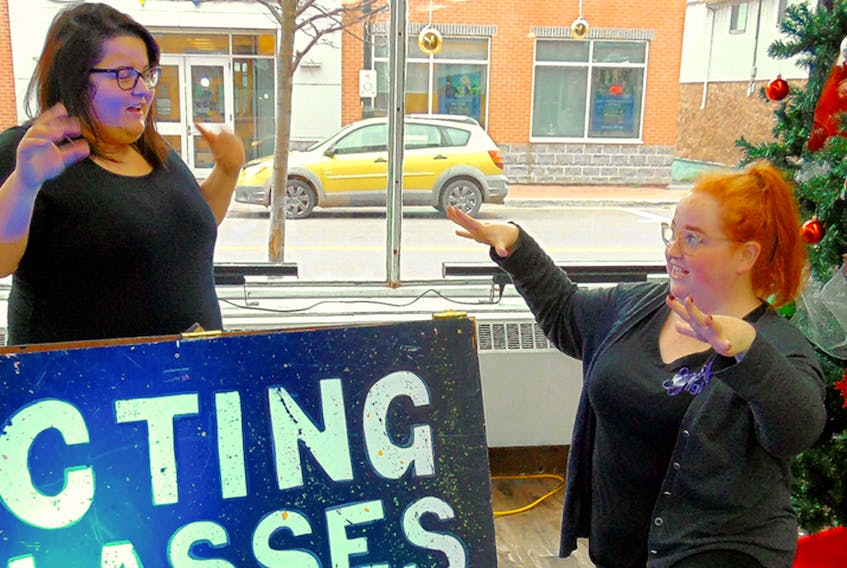 Reasha Walsh, executive director of Spotlight School of Arts Inc., spreads the value of the arts to adults. SUBMITTED PHOTO