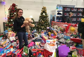 Adsum for Women & Children is participating in FX101.9's toy drive once again this year. Community members are able to donate new toys for clients at Adsum to receive at any HRM Canadian Tire, Maritime Fuels or Atlantic Fabrics location.