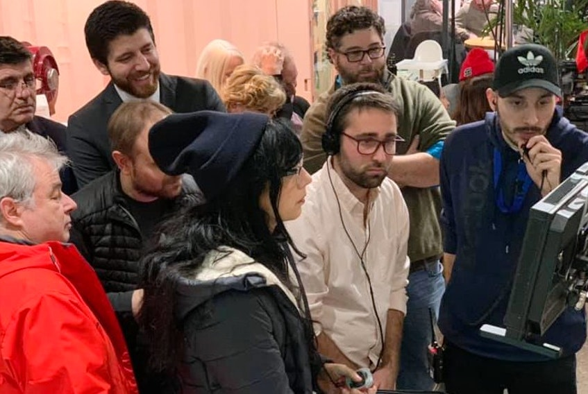 Los Angeles-based Magnetic North Pictures has been busy turning the story of Peace by Chocolate founder Tareq Hadhad and his family into a dramatic feature film that's expected to debut in the fall of 2020. -- Peace by Chocolate/Facebook