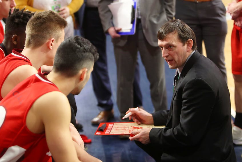 Memorial University – Peter Benoite is out as Memorial Sea-Hawks men's basketball coach after taking over the program in 2010.