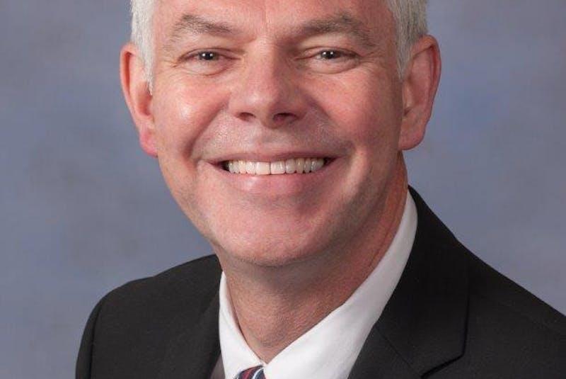 Green Opposition Leader Peter Bevan-Baker