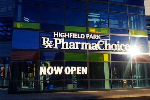 A new pharmacy opened in Dartmouth last week. Highfield Park PharmaChoice held a soft opened on Wednesday.