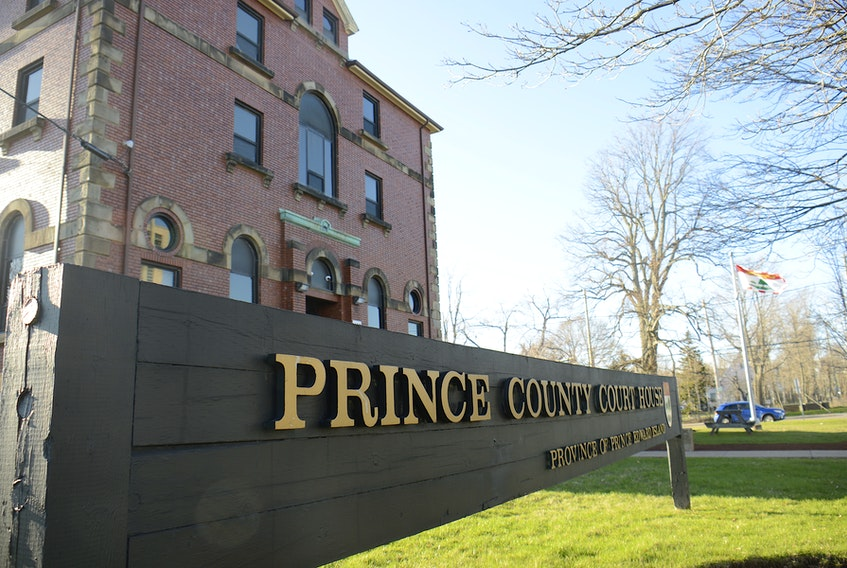 The Prince County Court House is located in Summerside.