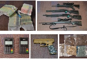 Project Barnacle, an organized crime investigation led by RCMP NL, disrupted organized crime group, with multiple arrests and seizures of guns, drugs, vehicles and cash in Newfoundland and Labrador and Ontario.