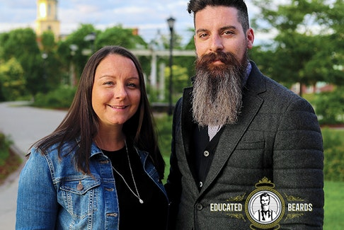 Educated Beards - Kevin & Alicia