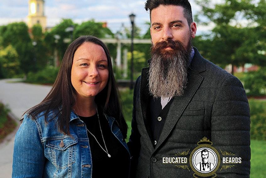 Educated Beards - Kevin & Alicia