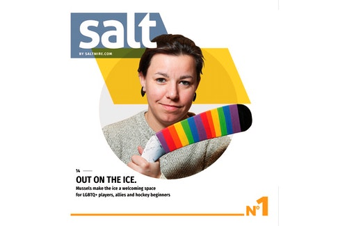 SALT by SaltWire.com is an urban weekly publication. Cover photo by Zane Woodford.