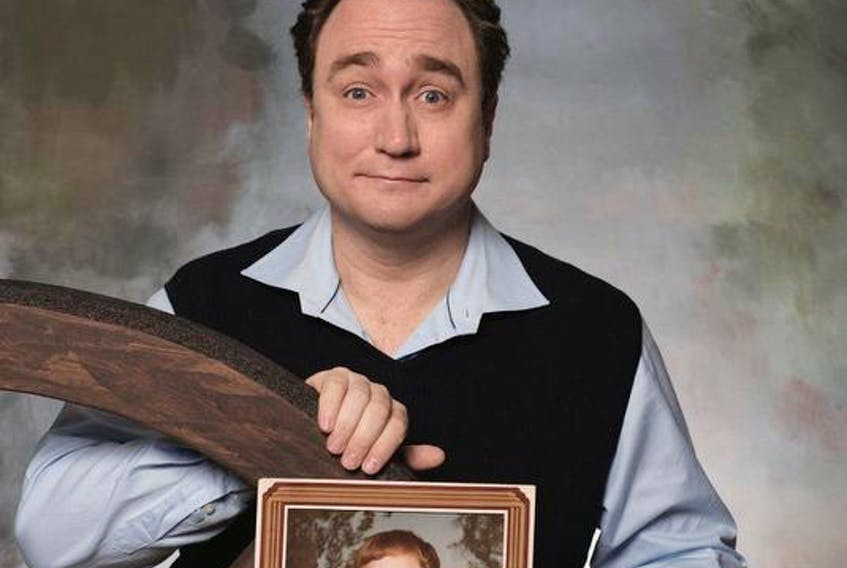 Son of a Critch by Mark Critch.