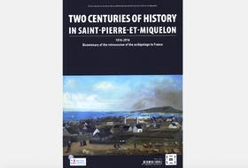 A book produced for St. Pierre et Miquelon's bicentenary in 2016.