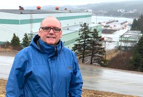 Marystown Mayor Sam Synard confirmed in August the town had been working on a deal to buy the former Marystown Shipyard from Peter Kiewit Sons and lease it to Marbase Marystown Inc. - SALTWIRE NETWORK FILE PHOTO