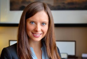 """Melissa Royle is an associate lawyer with Benson Buffett. She's also a co-host of Rogers TV's """"Out of the Fog."""""""