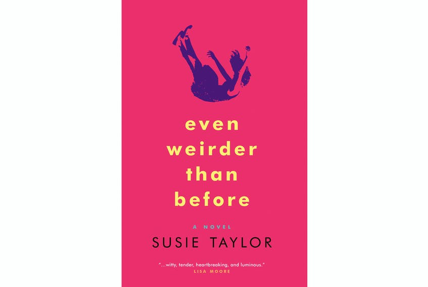 """""""Even Weirder Than Before,"""" by Susie Taylor; Breakwater Books; $22.95; 272 pages"""