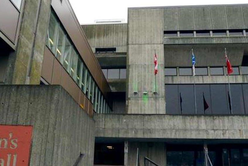 St. John's City Hall.