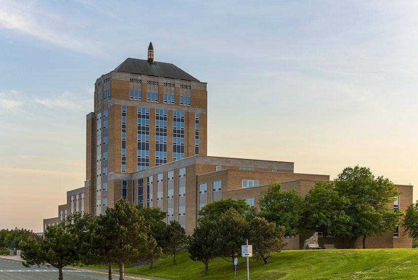 Confederation Building