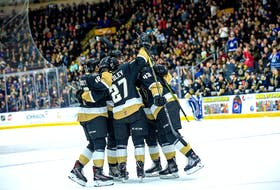As it stands, the Newfoundland Growlers will get together for their first game of a new ECHL season on Jan. 15. — Newfoundland Growlers file photo/Jeff Parsons