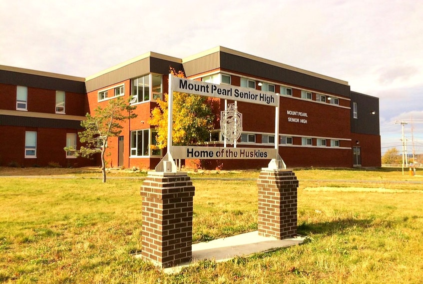 Mount Pearl Senior High School — Twitter/MPSH Student Council