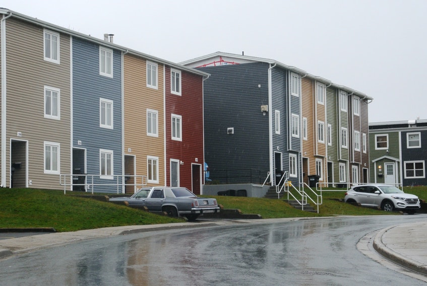 Buckmaster's Circle in St. John's is among the oldest public housing neighbourhoods in Newfoundland and Labrador. The province has spent a lot of money in recent years to renovate its rapidly aging public housing inventory.