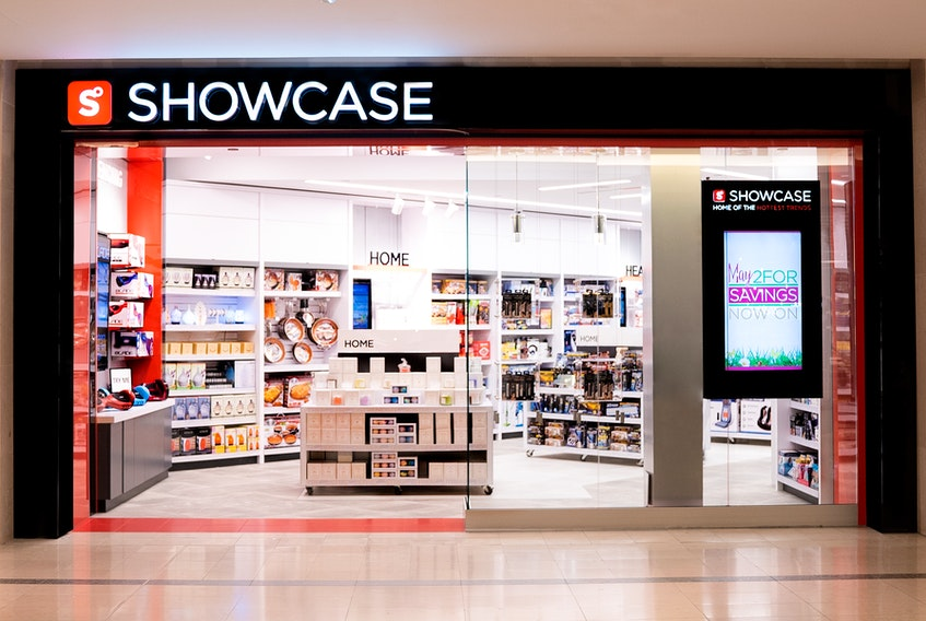 An example of Showcase's new flagship design that the company is rolling out across the country over the next year, including at the Avalon Mall in St. John's this fall.