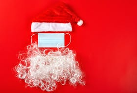 Even people doing good works in Santa's name can spread COVID-19 — a good reason not to let your guard down this holiday season. —