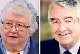 Sister Elizabeth Davis and Dr. Pat Parfrey are co-chairs of Health Accord NL. — Contributed