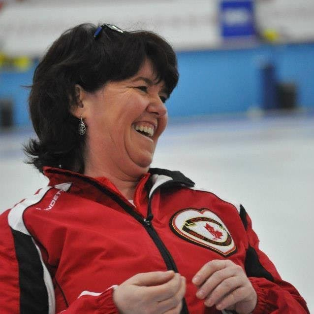 Leslie Anne Walsh will coach skip Greg Smith's Team N.L. at next week's Brier.