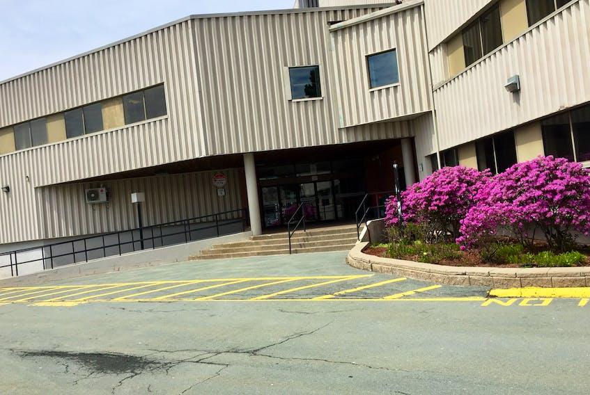 Dartmouth provincial court.