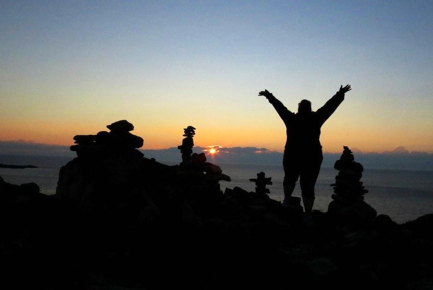 "Bonavista, NL, ""One of the best places on earth,"" says Dana Osmond."