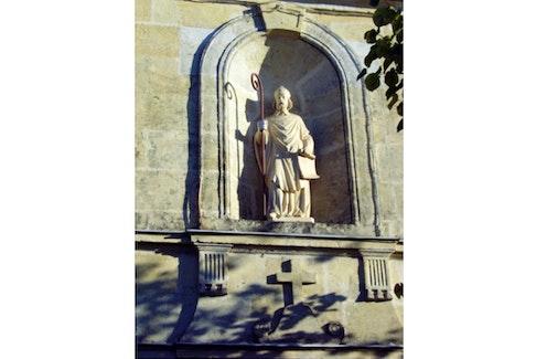 Saint Medard of Eyrans. - elfabriciodelamancha