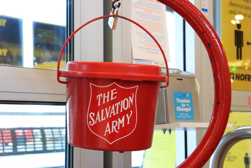 Cumberland County residents have shown their support of the Salvation Army's Christmas Kettle campaign. Lt. Stephen Toynton says despite concerns about it would go it appears as though the 2020 campaign has matched last year's number of approximately $54,000.