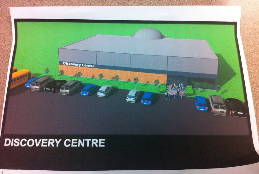 Proponents of a new science centre planned for Summerside's waterfront hope to start a capital campaign early in 2018 to help pay for the project.