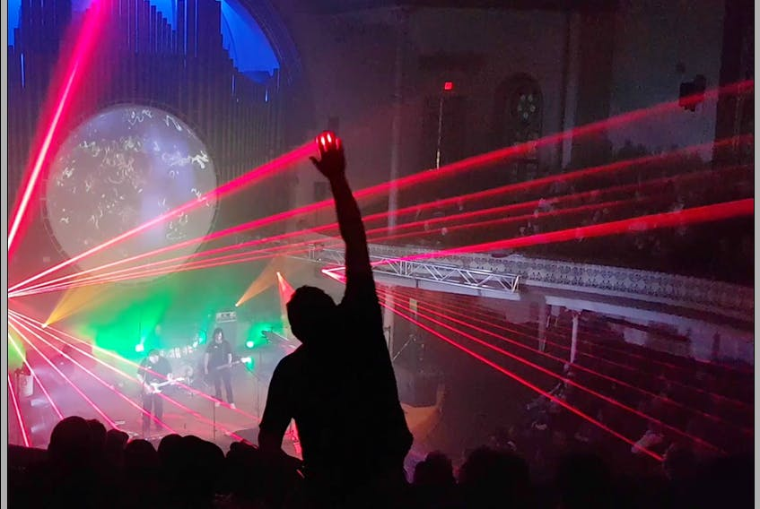 New Glaswegians can rock out comfortably numbly on Nov. 5 when Pink Floyd tribute band PIGS roll into town.