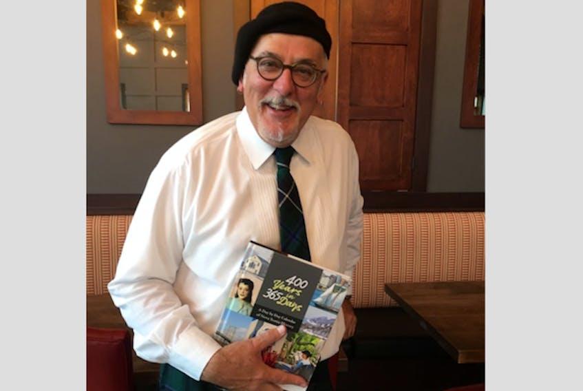 Leo Deveau will speak about his new book in Wolfville Nov. 22.