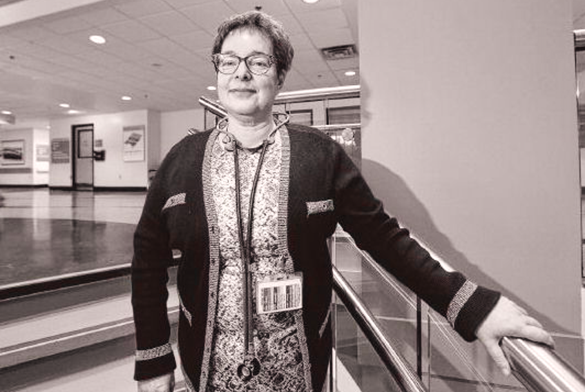 Cardiologist Dr. Gabrielle Horne ERIC WYNNE •THE CHRONICLE HERALD