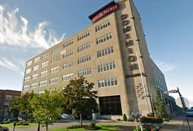 Dominion Building in Charlottetown.