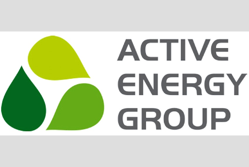 The provincial government's decision to present Active Energy Group two forestry permits on the Northern Peninsula is receiving some criticism. - ACTIVE ENERGY GROUP LOGO