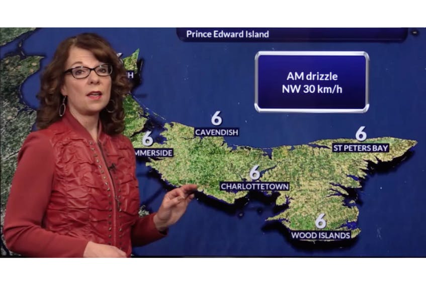 SaltWire Network's chief meteorologist Cindy Day