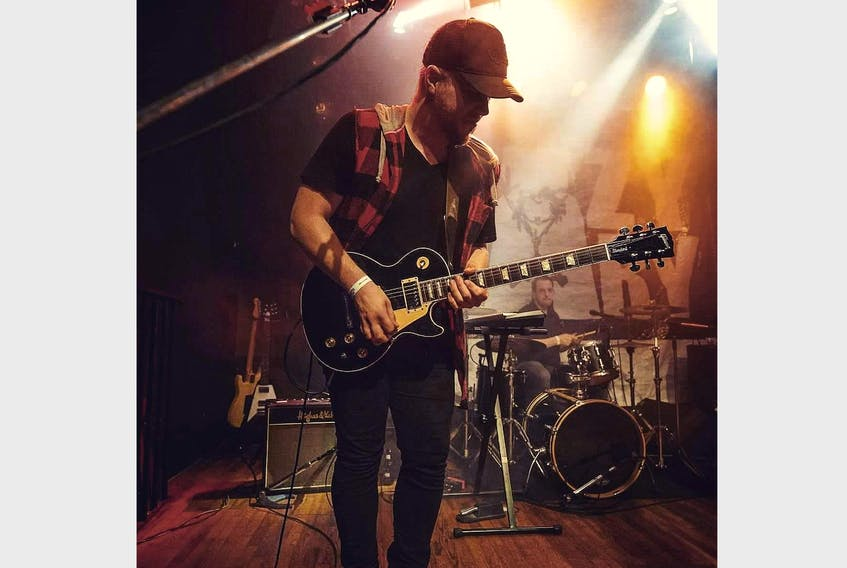 Grand Falls-Windsor native Chris Feener is looking forward to bringing a collection of stadium rock hits to this year's Exploits Valley Salmon Festival in Grand Falls-Windsor in July.
