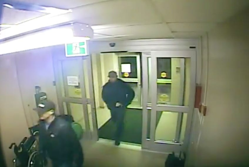 These two are alleged to have stolen an ATM from James Paton Memorial Hospital in Gander earlier this month.