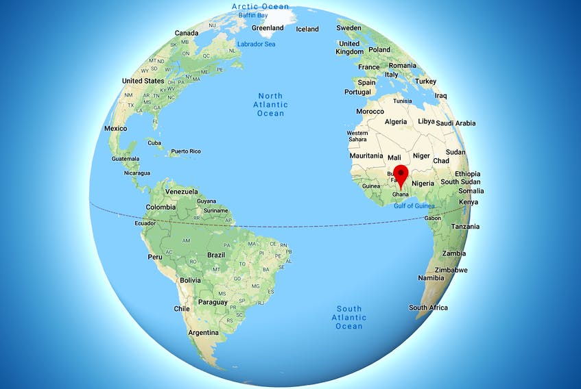 Canadians have been kidnapped in Ghana, Global Affairs Canada confirmed June 5.