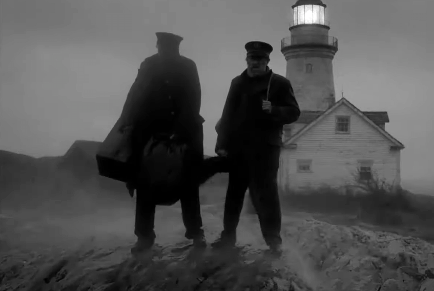 Film company A24 has released the trailer for The Lighthouse, which was filmed in Yarmouth in late winter 2018.
