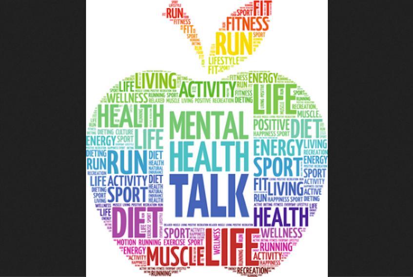 Mental Health Talk column logo. This column runs bi-weekly in the Valley Journal-Advertiser.