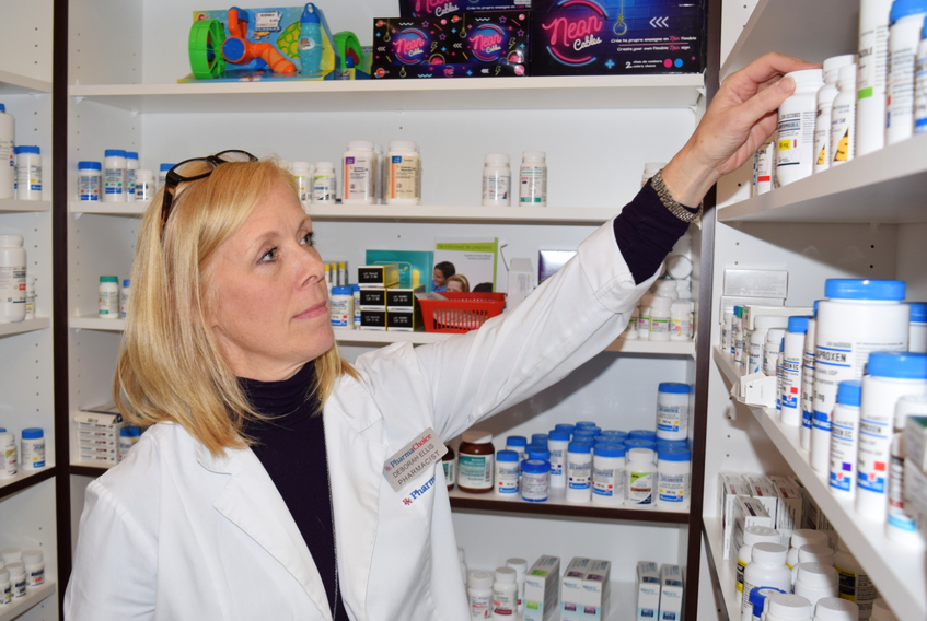 Deborah Ellis can now offer her patients affordable medications, if they are signed up under the Genrus coverage plan.