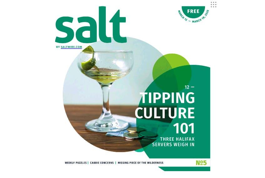 SALT Halifax Volume 5