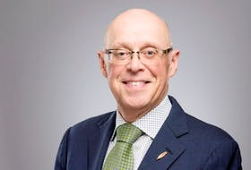 N.L. Minister of Health and Community Service John Haggie.