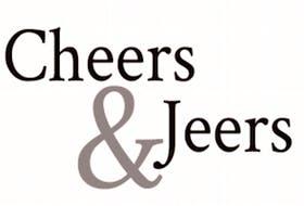 Cheers & Jeers